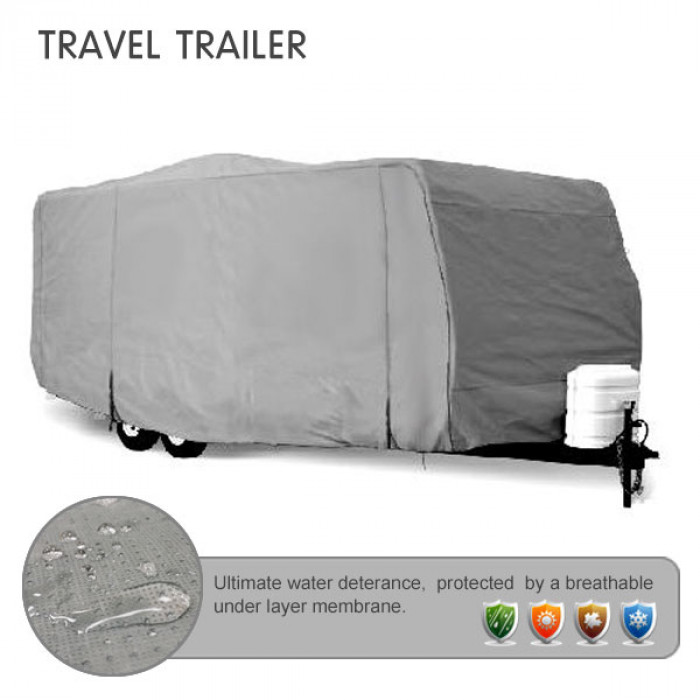 TRAVEL TRAILER RV COVERS for